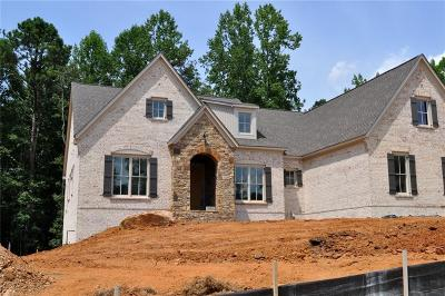 Acworth Single Family Home For Sale: Lot 4 Merlot Drive NW