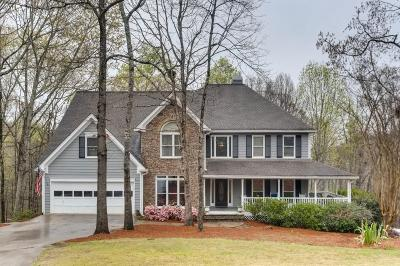 Flowery Branch GA Single Family Home For Sale: $895,000