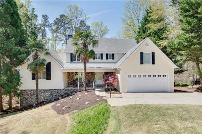 Gainesville Single Family Home For Sale: 5425 Pine Forest Road