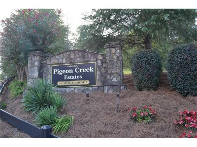 Dawsonville Residential Lots & Land For Sale: Lot 29 Pigeon Creek Drive