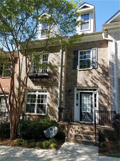 Smyrna Condo/Townhouse For Sale: 318 Holbrook Road #10
