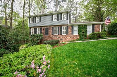 Highpoint Single Family Home For Sale: 880 Landmark Drive