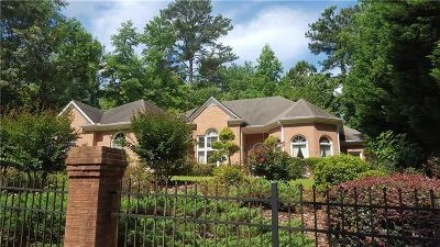 Marietta Single Family Home For Sale: 1415 Brookcliff Place
