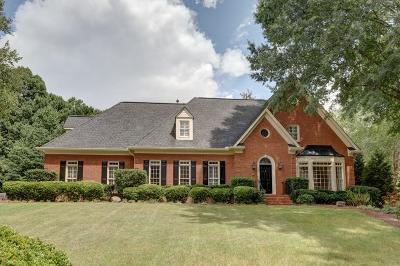 Dunwoody Single Family Home For Sale: 5257 Brooke Farm Drive