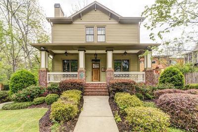 Single Family Home For Sale: 343 Sterling Street NE