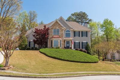 Barrow County, Forsyth County, Gwinnett County, Hall County, Newton County, Walton County Single Family Home For Sale: 3855 Moon Shadow Way