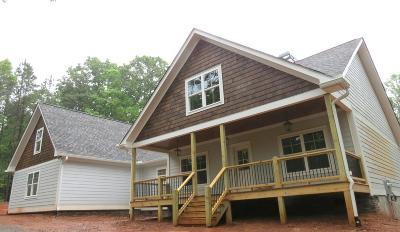 Ellijay Single Family Home For Sale: 90 Treeline Lane