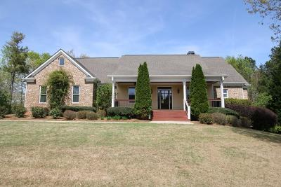 Monroe Single Family Home For Sale: 2260 Hawthorne Trace