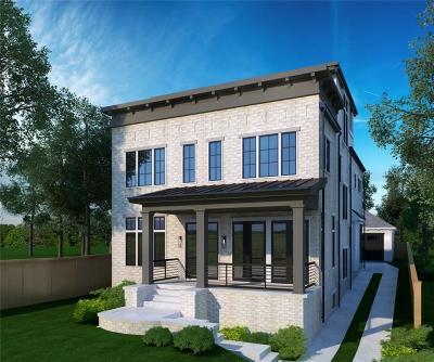 Virginia Highland Single Family Home For Sale: 676 Cresthill Avenue NE