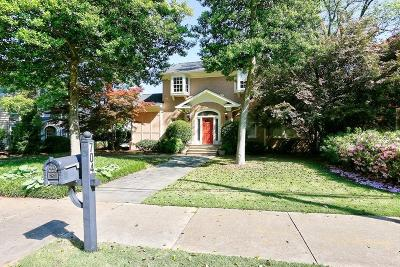 Decatur Single Family Home For Sale: 704 Sycamore Street