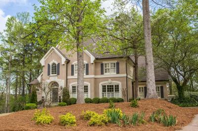 Milton Single Family Home For Sale: 2110 Lake Grove Lane