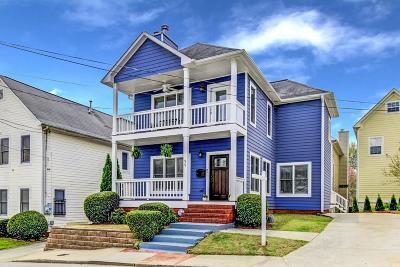 Summerhill Single Family Home For Sale: 99 Richmond Street SE
