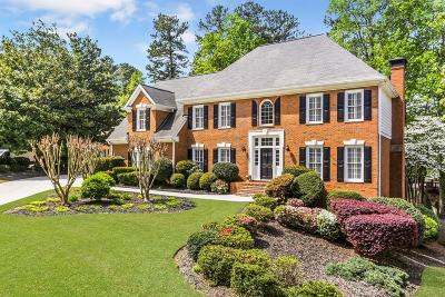 Sandy Springs Single Family Home For Sale: 125 Landseer Way