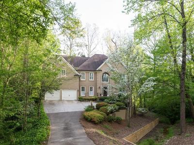Marietta Single Family Home For Sale: 3289 Timberloch Drive