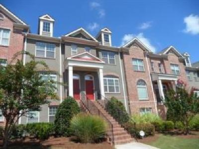 Johns Creek Condo/Townhouse For Sale: 4855 Carre Way