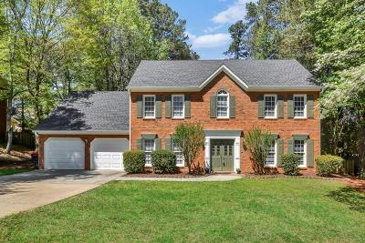 Marietta Single Family Home For Sale: 2269 Pine Warbler Way