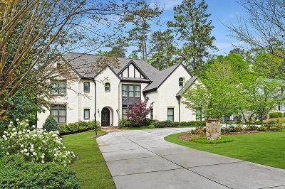 Atlanta GA Single Family Home For Sale: $2,349,000