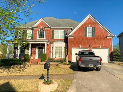 Buford Single Family Home For Sale: 921 Brogdan Farm Way
