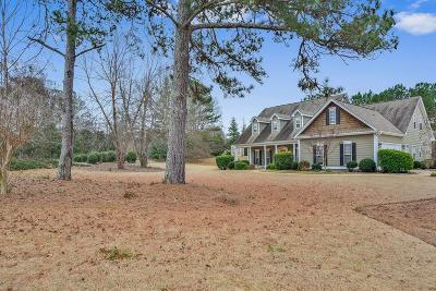 Fayette County Rental For Rent: 100 Clydesdale Court