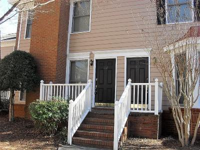 Sandy Springs Condo/Townhouse For Sale: 7500 Roswell Road #112