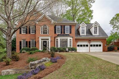 Acworth Single Family Home For Sale: 623 Mistflower Drive NW