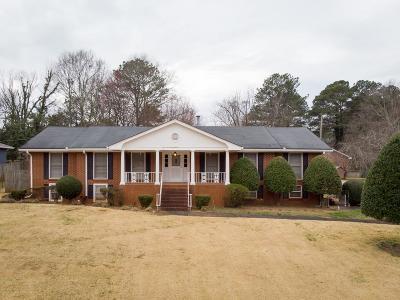 Decatur Single Family Home For Sale: 1719 Austin Drive