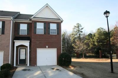 Lawrenceville Condo/Townhouse For Sale: 2264 Hawks Bluff Trail