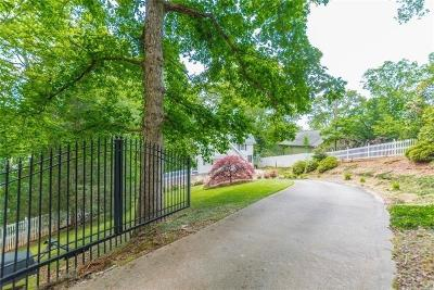Dawsonville Single Family Home For Sale: 197 Moss Overlook Road