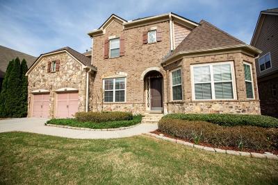 Marietta Single Family Home For Sale: 4920 Locklear Way
