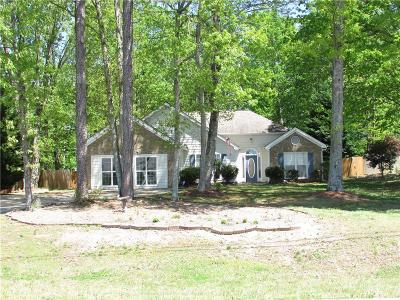 Grayson Single Family Home For Sale: 1934 McConnell Road