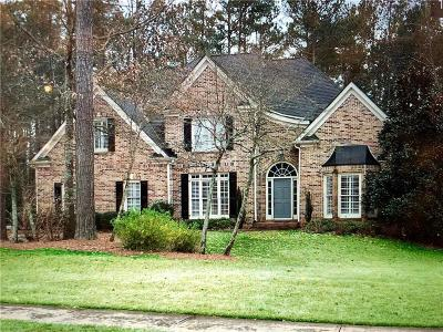 Kennesaw Single Family Home For Sale: 791 Marshview Lane NW