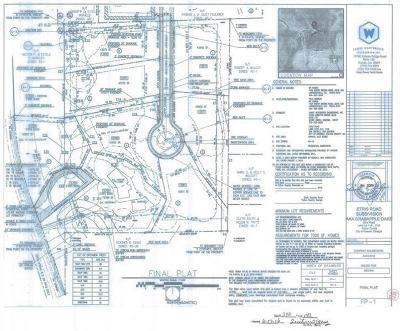 Roswell Residential Lots & Land For Sale: 12720 Etris Road