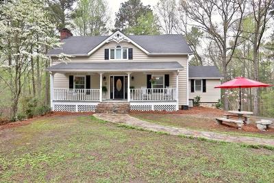 Gainesville Single Family Home For Sale: 3062 Poplar Springs Church Road