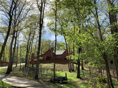 Lumpkin County Single Family Home For Sale: 283 Crabapple Lane