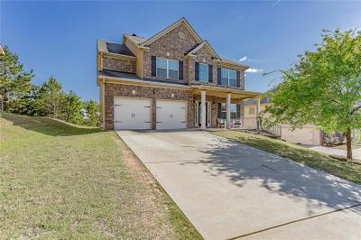 Canton Single Family Home For Sale: 939 Sublime Trail