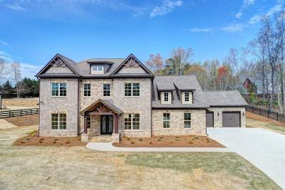 Buford Single Family Home For Sale: 3020 Wallace Road