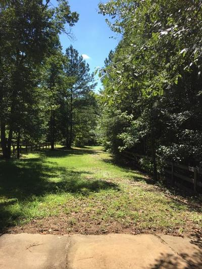 Douglas County Residential Lots & Land For Sale: 7760 Black Horse Trail