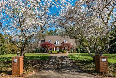 Powder Springs Single Family Home For Sale: 80 Old Mountain Road