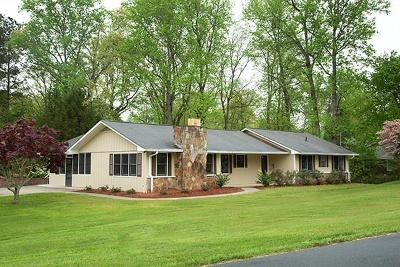 Cumming Single Family Home For Sale: 307 Mountain Brook Road