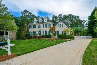 Lawrenceville Single Family Home For Sale: 333 Lake Forest Court