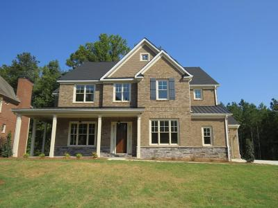 Douglasville Single Family Home For Sale: 5270 Brookhollow Drive