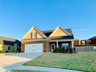 Cartersville Single Family Home For Sale: 23 Winter Pointe NW