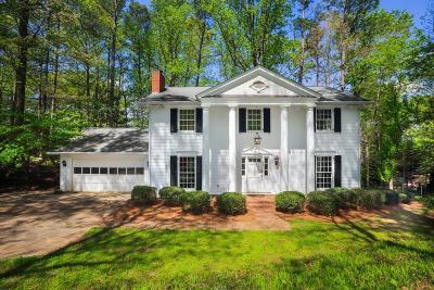 Atlanta Single Family Home For Sale: 3302 Finistere Court