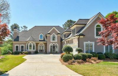 Johns Creek Single Family Home For Sale: 1142 Ascott Valley Drive