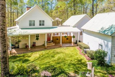 Dawsonville Single Family Home For Sale: 7850 Silver Creek Road