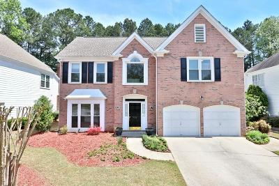 Sandy Springs Single Family Home For Sale: 775 Glenridge Close Drive