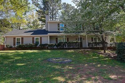 Tucker Single Family Home For Sale: 3479 Lady Margaret Lane