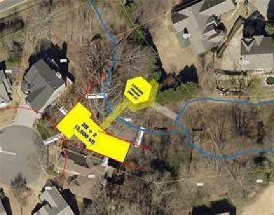 Marietta Residential Lots & Land For Sale: 2756 Bridgegate Trace NE
