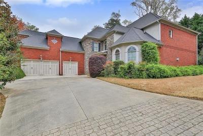 Atlanta Single Family Home For Sale: 318 River Valley Road
