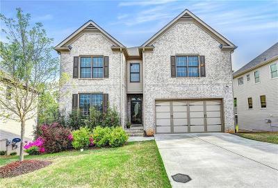 Suwanee Single Family Home For Sale: 320 Nichols Ridge Pointe